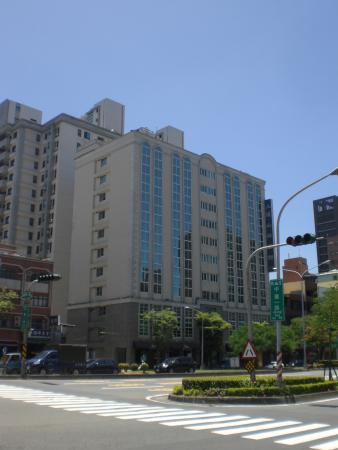 The Richforest Hotel - Kaohsiung: ホテル外観