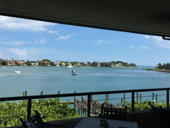 View from chart house longboat key fl picture of chart house