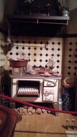 """Musée """"Les Secrets du Chocolat"""" : maquette"""