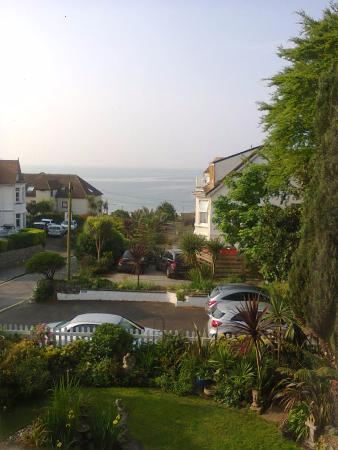 Bosanneth Hotel: View from Bay