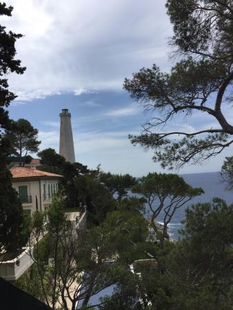 Villa Santo Sospir St Jean Cap Ferrat