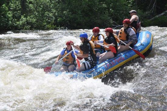 Crab Apple Whitewater: Hervieux trip on the Dead River 6.4.16