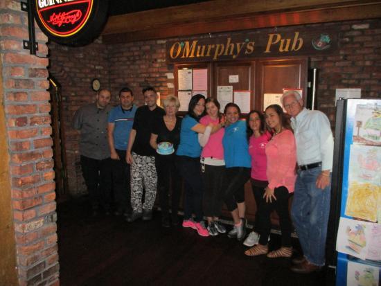 O'Murphys Pub: O'Murphy's Staff
