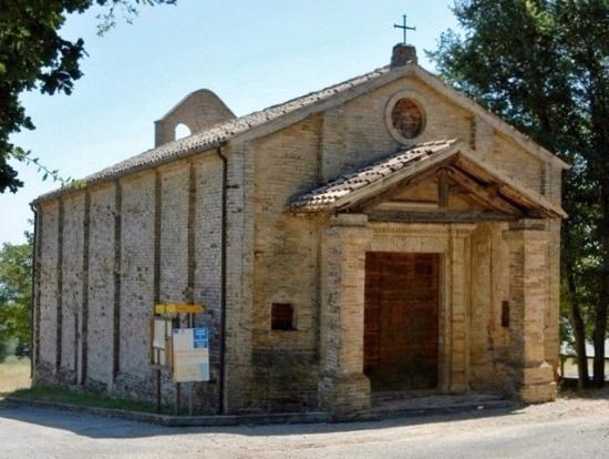 """Chiesa di Santa Maria dell""""'Olmo"""