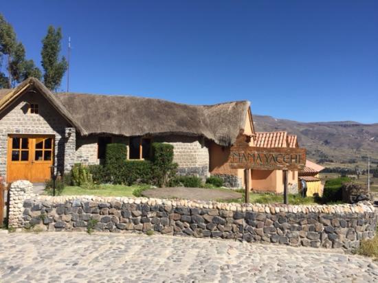 La Casa De Mama Yacchi Photo