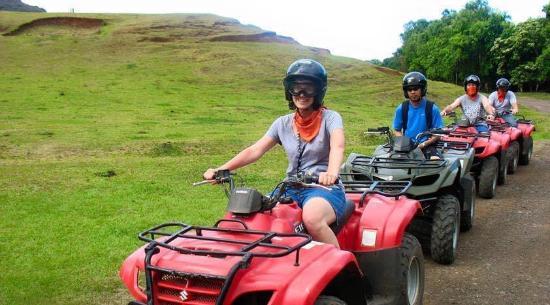 هوتل مونتيكامبانا: Tour de ATV