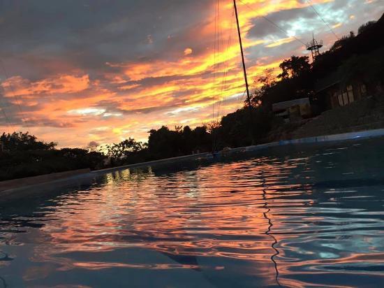 Hotel Monte Campana: Piscina Fria