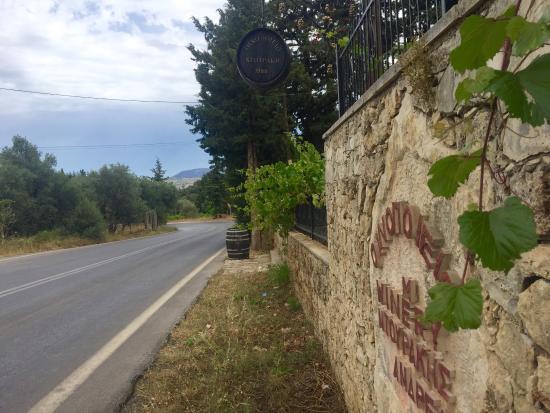 Αλίκαμπος, Ελλάδα: Winery Douraki