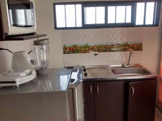 Aparta hotel mi casa desde manizales colombia for Cocinas integrales manizales