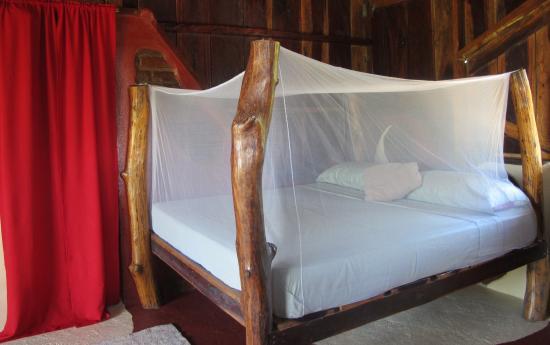 Las Salinas, Nicarágua: sleep like a 'king'