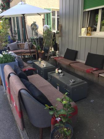 Nachbarsgarten