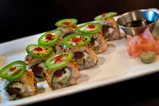 Blackwater Lounge: Sushi Roll