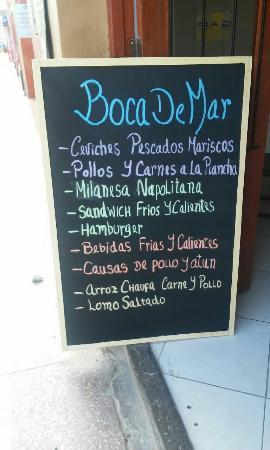 Cevicheria Boca De Mar