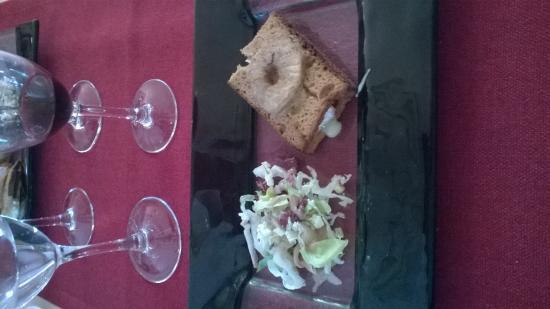 Bricquebec, Francia: Camenbert pain d'épice