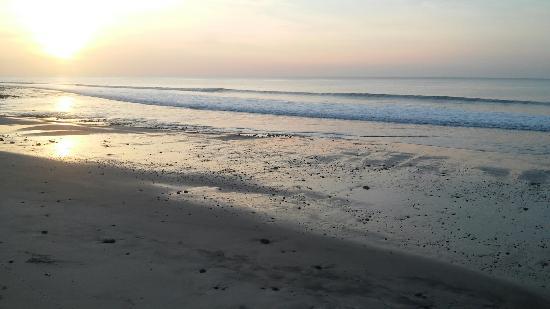 El Palmar Beach: Nice beach