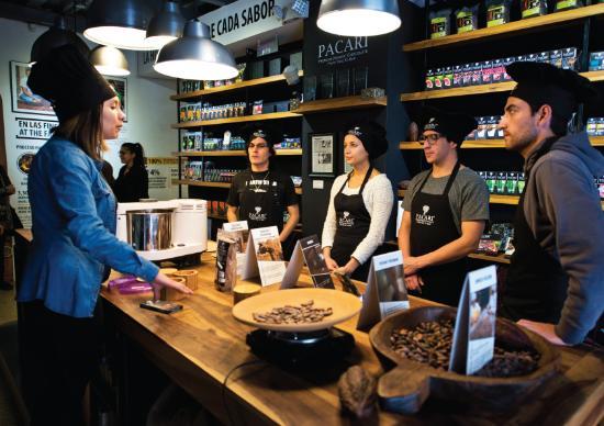 Pacari Chocolate Ecuador
