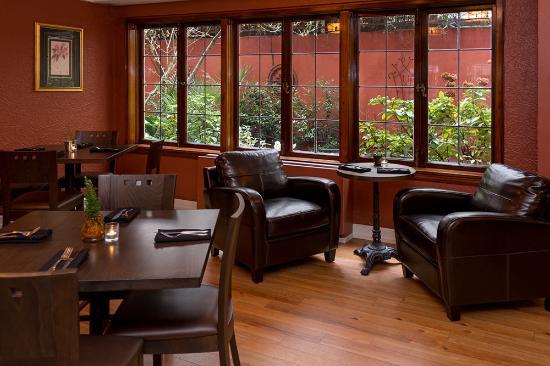 Inn at Virginia Mason : Rhododendron Cafe