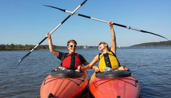 I Paddle New York: Hudson River Fun