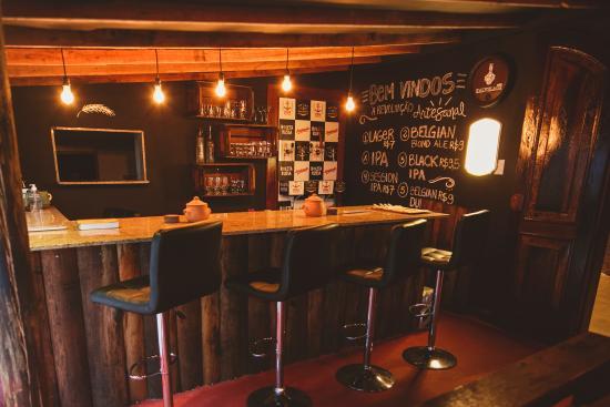 O Artesão Pub: Nosso Bar