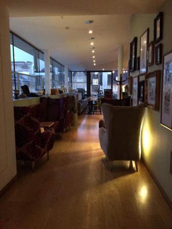 Rooftop Restaurant Ashmolean Dining Room Interior