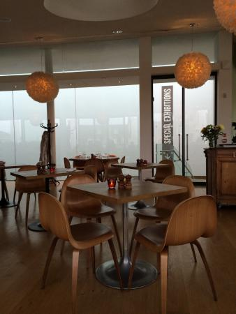 Ashmolean Dining Room interior - Picture of Rooftop Restaurant ...