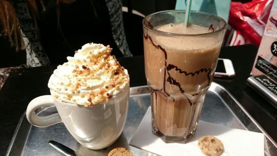 Douwe Egberts Cafe