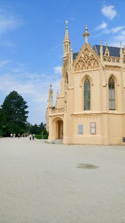 The Chateau Lednice