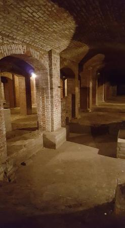 Indiana Landmarks -- City Market Catacombs Tours