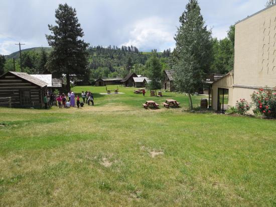 Chelan County Museum and Pioneer Village: Pioneer Village Cashmere WA