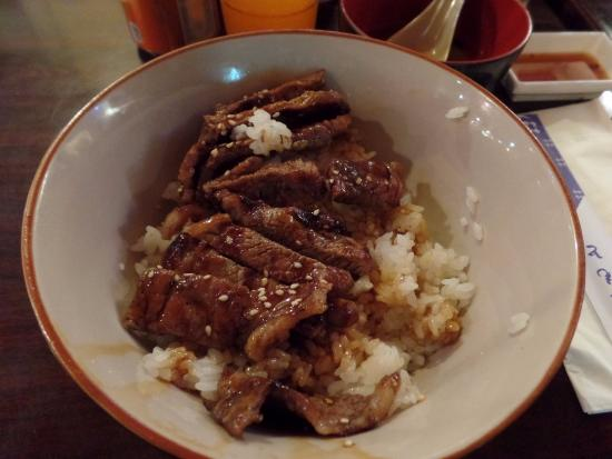Dojima-Ann: Food