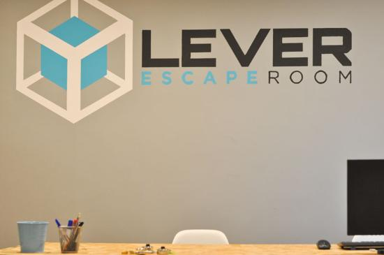Lever Escape Room