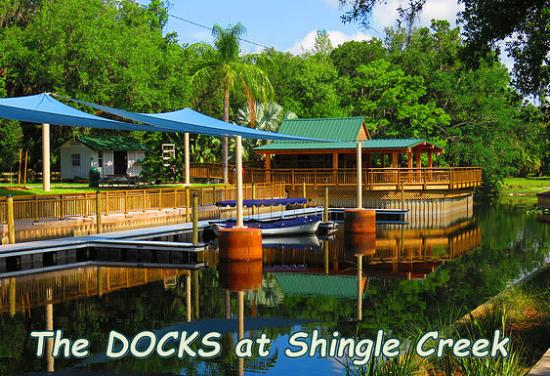 ‪The Docks at Shingle Creek‬