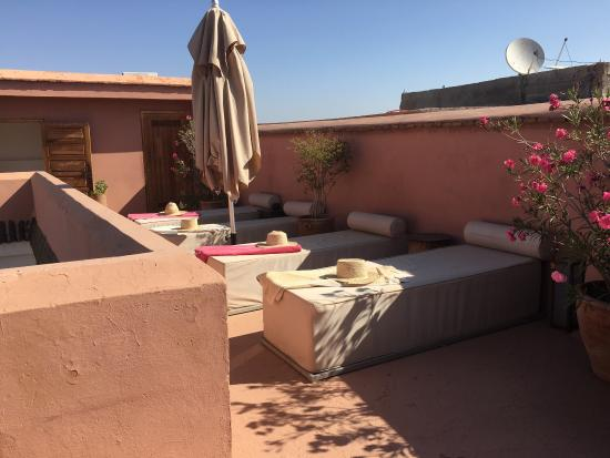 Riad Djebel : Semaine parfaite dans ce magnifique Riad !