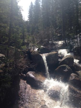 Divide, CO: Horsethief Falls