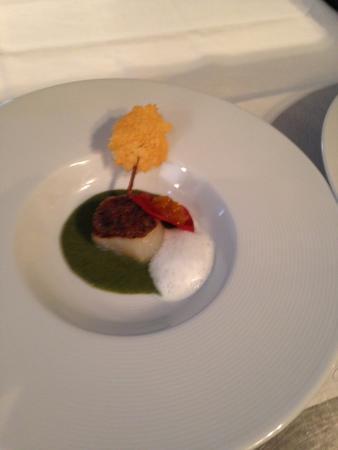 Restaurant le gout des mets dans angles sur l 39 anglin avec - La grange des dames angles sur l anglin ...