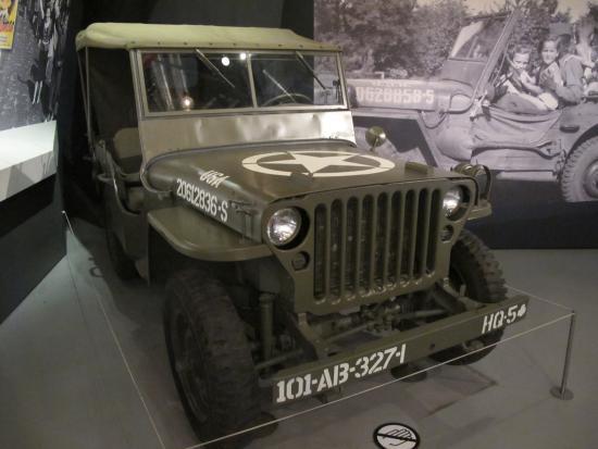 jeep am ricaine photo de bastogne war museum bastogne tripadvisor. Black Bedroom Furniture Sets. Home Design Ideas