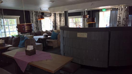 Rock Cafe Wanha Hullu Poro: Interior