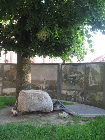 Ragučio akmuo - The altar of Ragutis