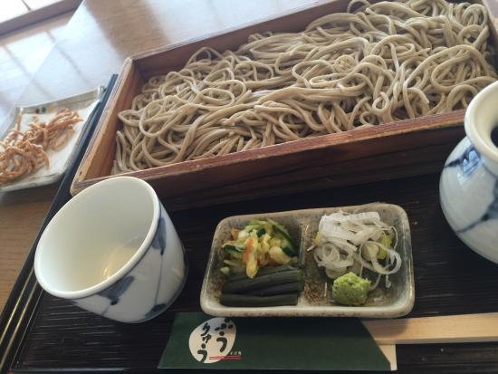 Oishida-machi, ญี่ปุ่น: そば処 ふうりゅう