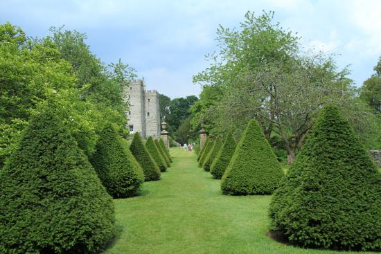 Kendal, UK: Sizergh Castle & Gardens