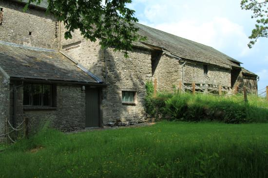 Кендал, UK: Sizergh Barn
