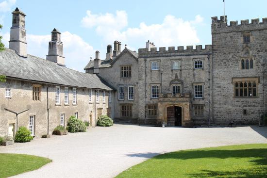 Kendal, UK: Sizergh Castle