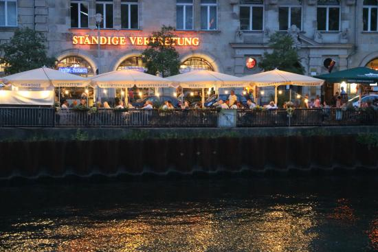Vertretung Berlin Restaurant Review