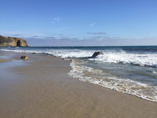 Dana Point, كاليفورنيا: Beach view