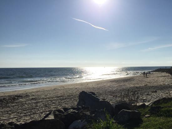 Salt Creek Beach : Beach view