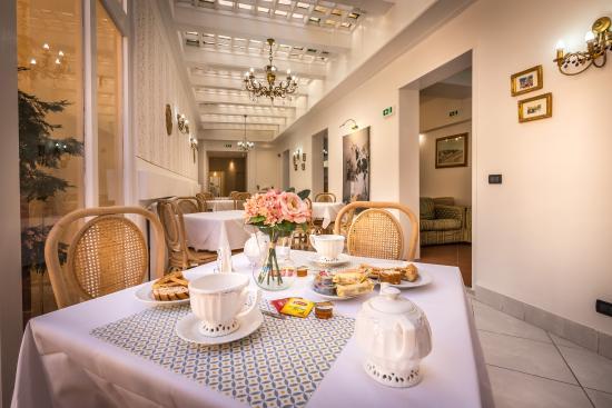 Hotel Veneto Firenze: Breakfast area