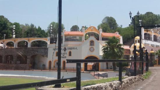 Plaza de Toros Provincia Juriqulla