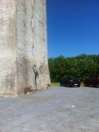 Kilmaine, Irlanda: Front door