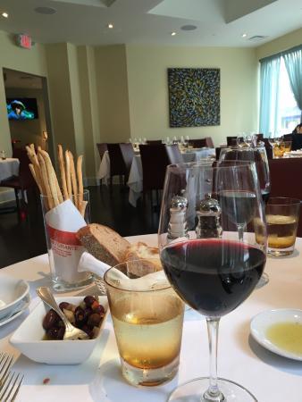 Larchmont Restaurants Italian