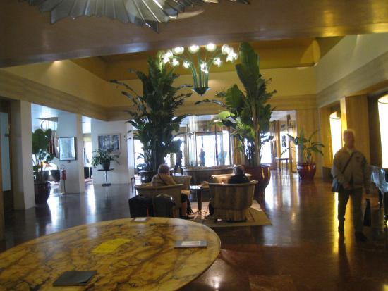 Bauer Casa Nova : Lobby del hotel Bauer